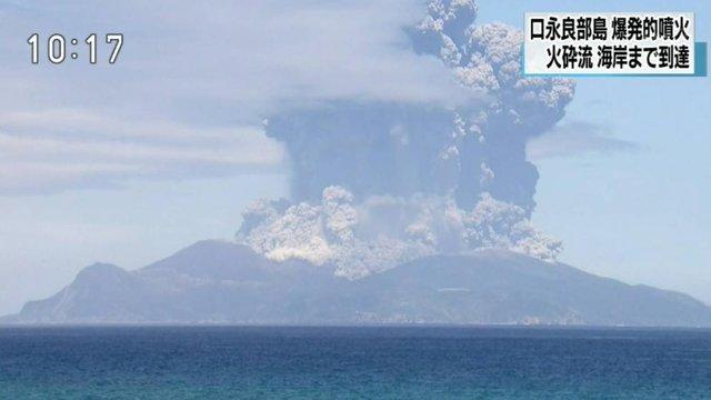 Leben mit dem Vulkan