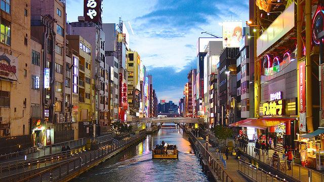 Osaka – die ewige Nummer 2