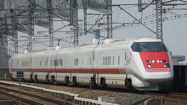 Der etwas andere Shinkansen