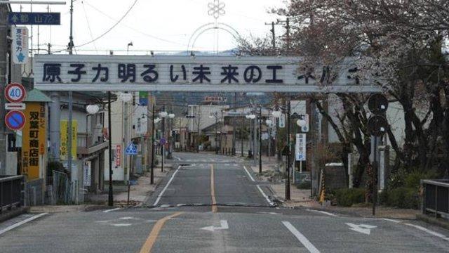 Kampf für ein Fukushima-Mahnmal