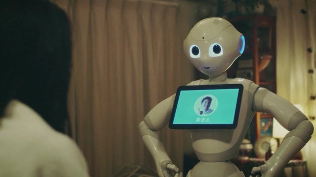 Leben mit einem Roboter