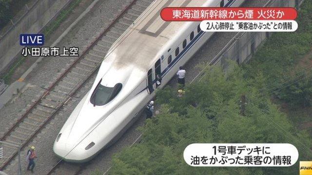 Gepäckkontrollen beim Shinkansen?