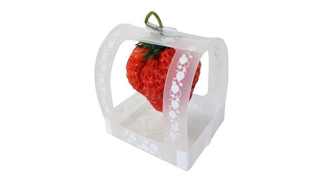 Luxusprodukt Erdbeere