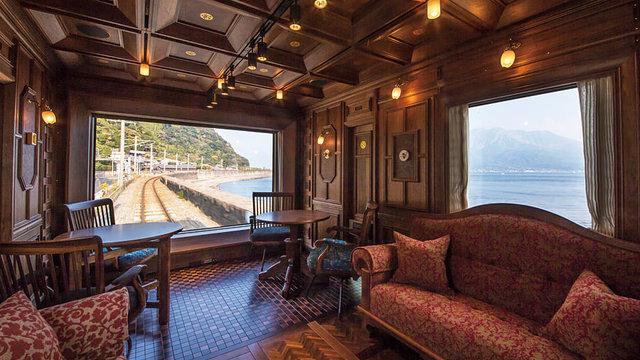 Der luxuriöse Zug