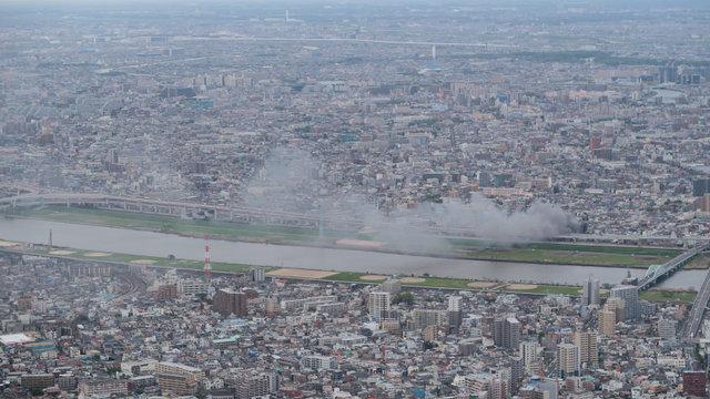 Tokio, Stadt der Extreme