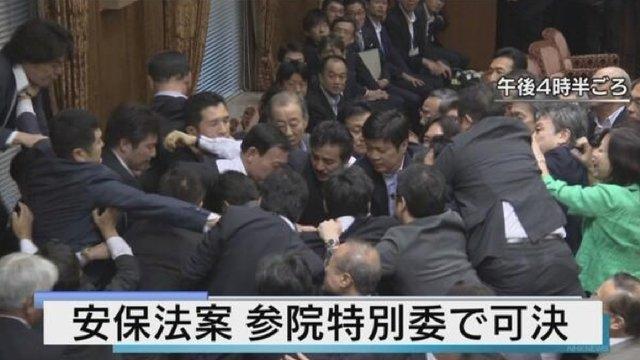 Japans Kurswechsel