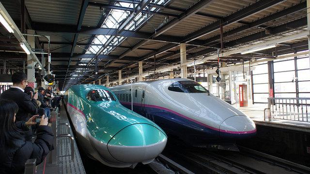 Shinkansen sucht Käufer