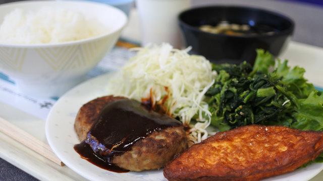 Ein perfektes Frühstück für 100 Yen