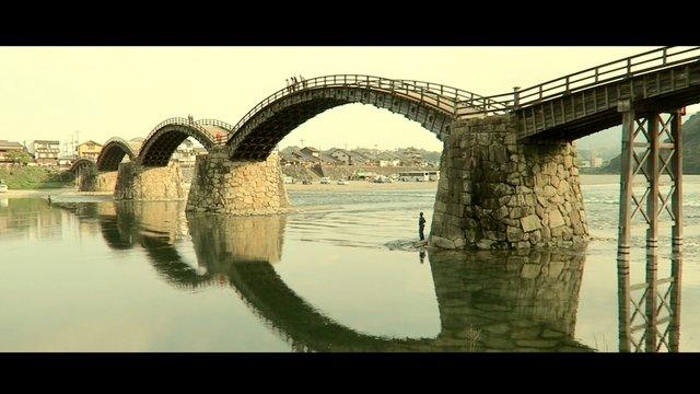 Japans schönste Brücke