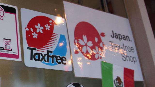 Tax-Free-Paradies Japan