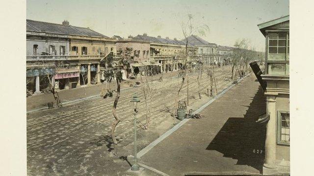Wie Japan um 1880 aussah