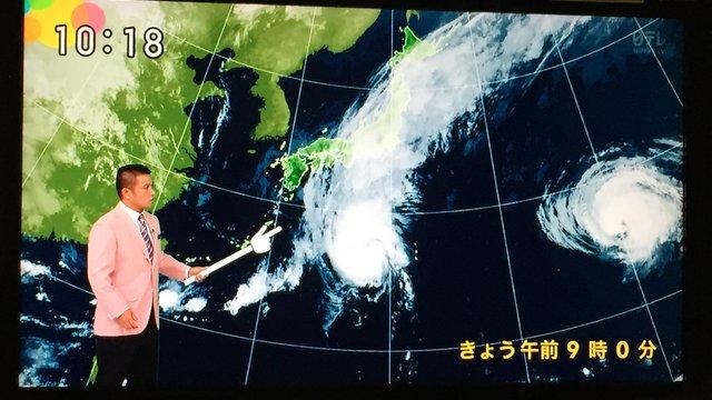 Das Jahr der Taifune