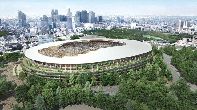 Die neue Vision für Tokio 2020