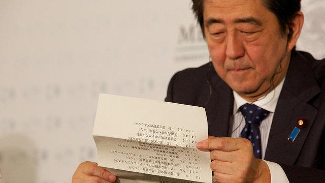 Klage gegen Abes Sicherheitsgesetze