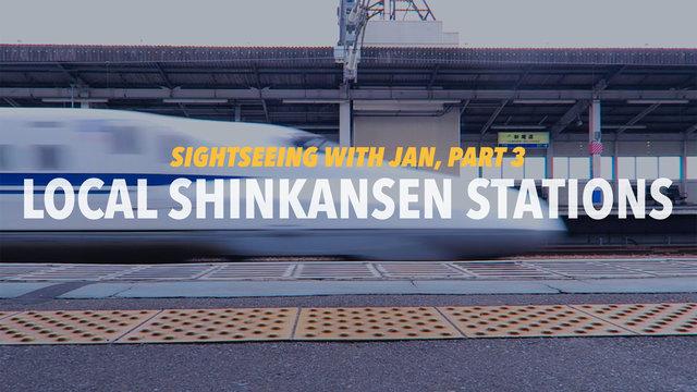 Der Shinkansen-Temporausch