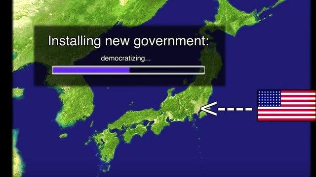 Japans Geschichte in Kurzform