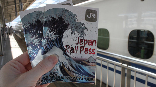 Den Rail-Pass in Japan kaufen
