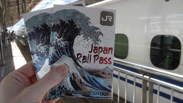 Den Rail-Pass in Japan kaufen