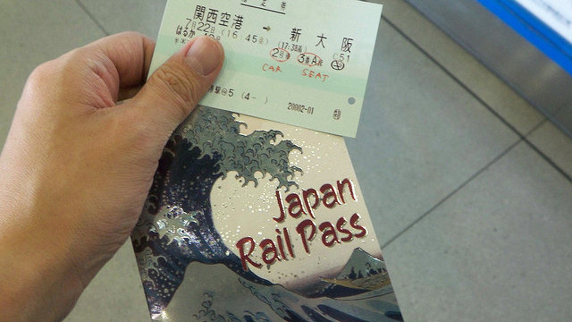 Wo man den Rail-Pass in Japan kauft