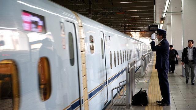 Der Kyushu-Shinkansen ist zurück