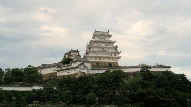 Die fünf beliebtesten Burgen