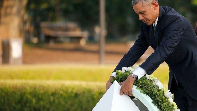 Obamas historischer Besuch