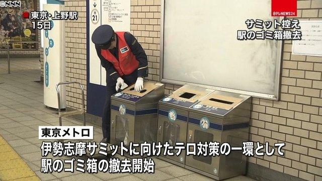 Stadt ohne Mülleimer