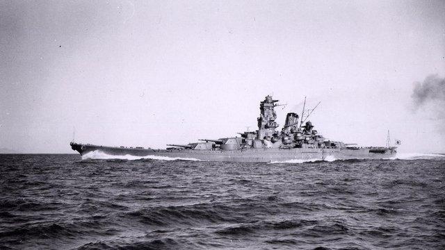 Auf den Spuren der Yamato