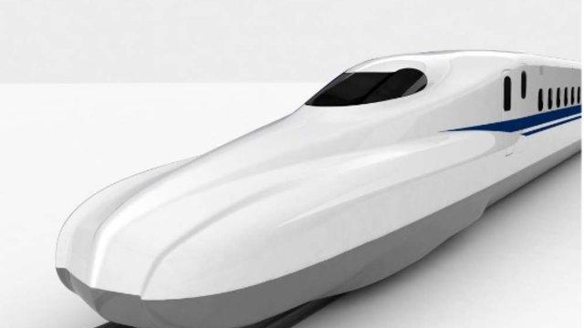 Der neue Shinkansen