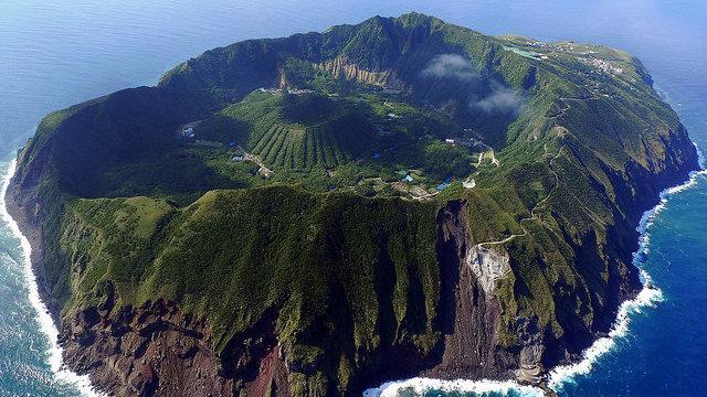 Japans mystische Insel