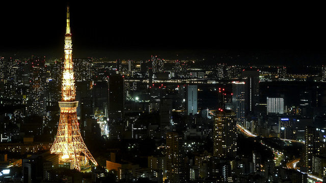 Tokio, die lebenswerteste Stadt