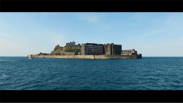 Ein Tag auf der Schlachtschiffinsel