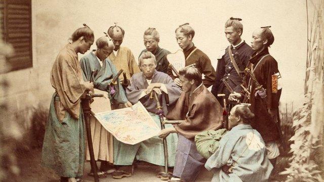 Zeitreise durch Japans Geschichte