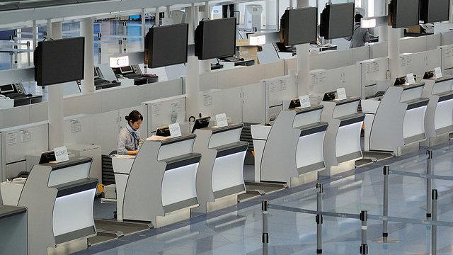 6000 Passagiere ohne Gepäck