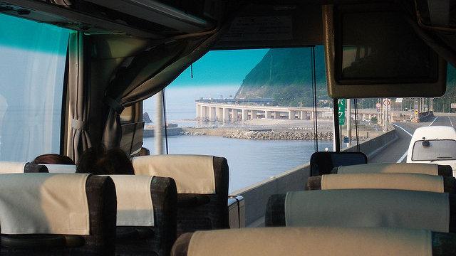 Der Fernbus-Pass für Japan