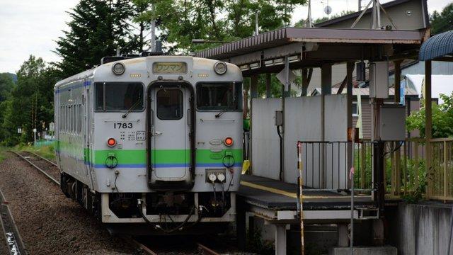 Eine Stadt verliert ihre Bahnlinie