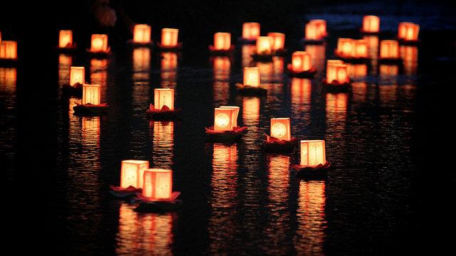 Japan im Feiertagsstress