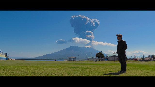 Der Vulkanausbruch vor der Haustür