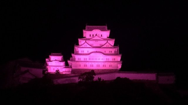 Japan in Pink