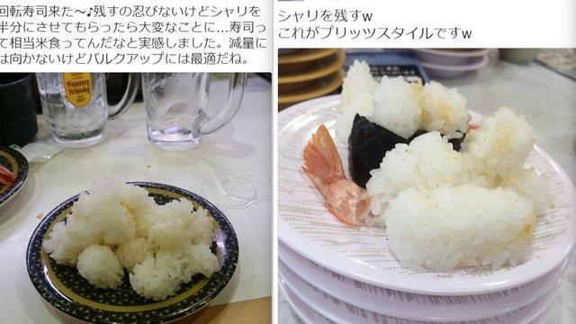 Keine Lust auf Sushi-Reis