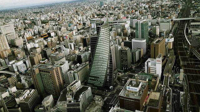 Nagoya, die vergessene Metropole