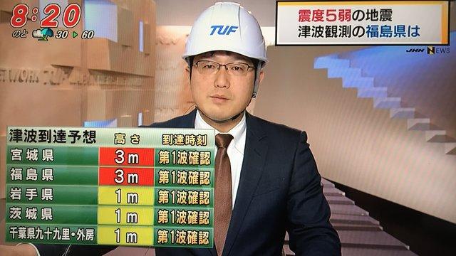 Gefährliche Tsunami-Wellen