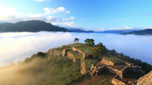 Japans Machu Picchu