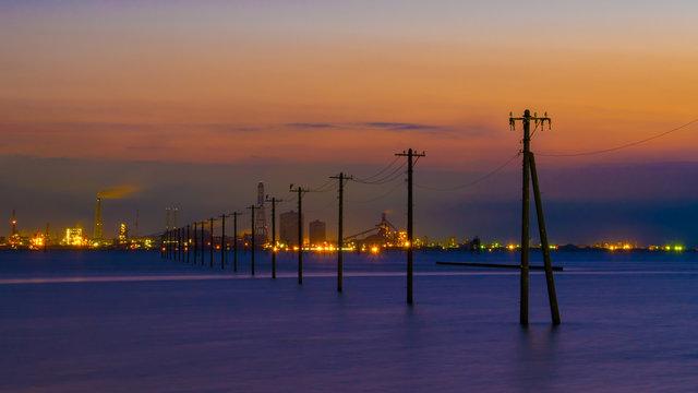 Der Foto-Geheimtipp: Die Strommasten von Egawa
