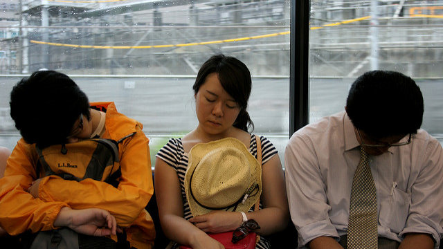 Schlafloses Japan