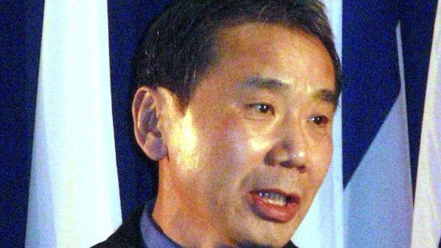 Haruki Murakamis Ankündigung