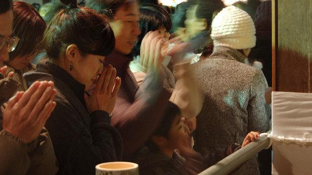Japan im Neujahrsstress