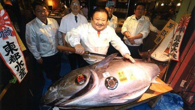 Der wichtigste Fisch des Jahres