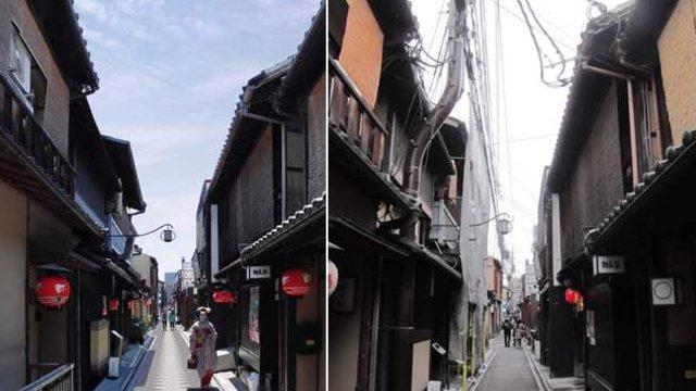 Kyoto wird noch schöner
