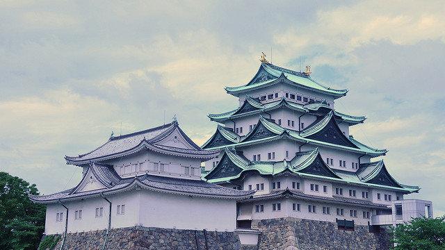Nagoya baut eine neue Burg